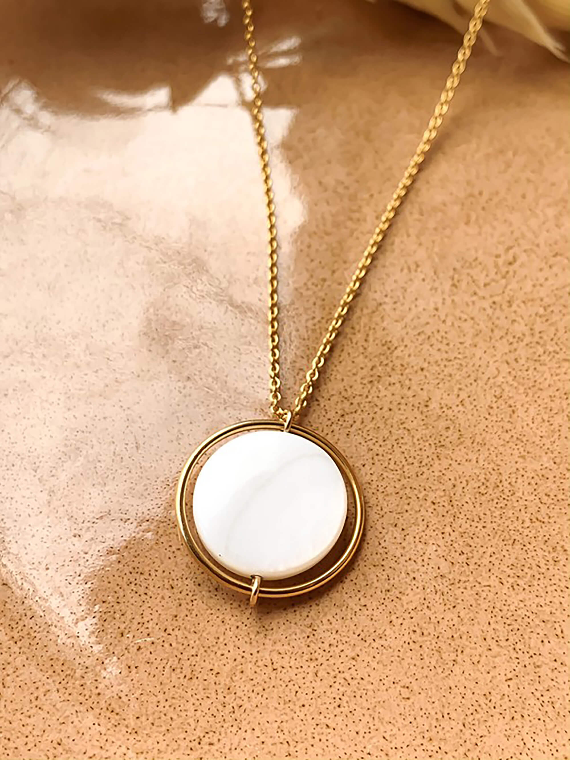 Mahina Necklace - 14k Gold Fill